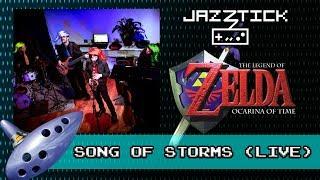 Song of Storm - The Legend of Zelda: Ocarina of Time  ///Jazztick///