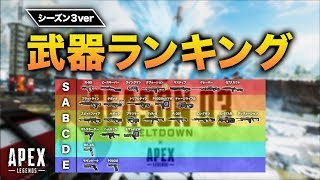 武器 ランキング apex