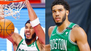 Jayson Tatum is ON THE RISE! 2021 MOMENTS