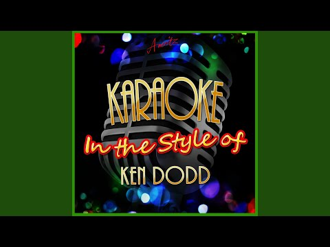 Promises (In The Style Of Ken Dodd) (Karaoke Version)