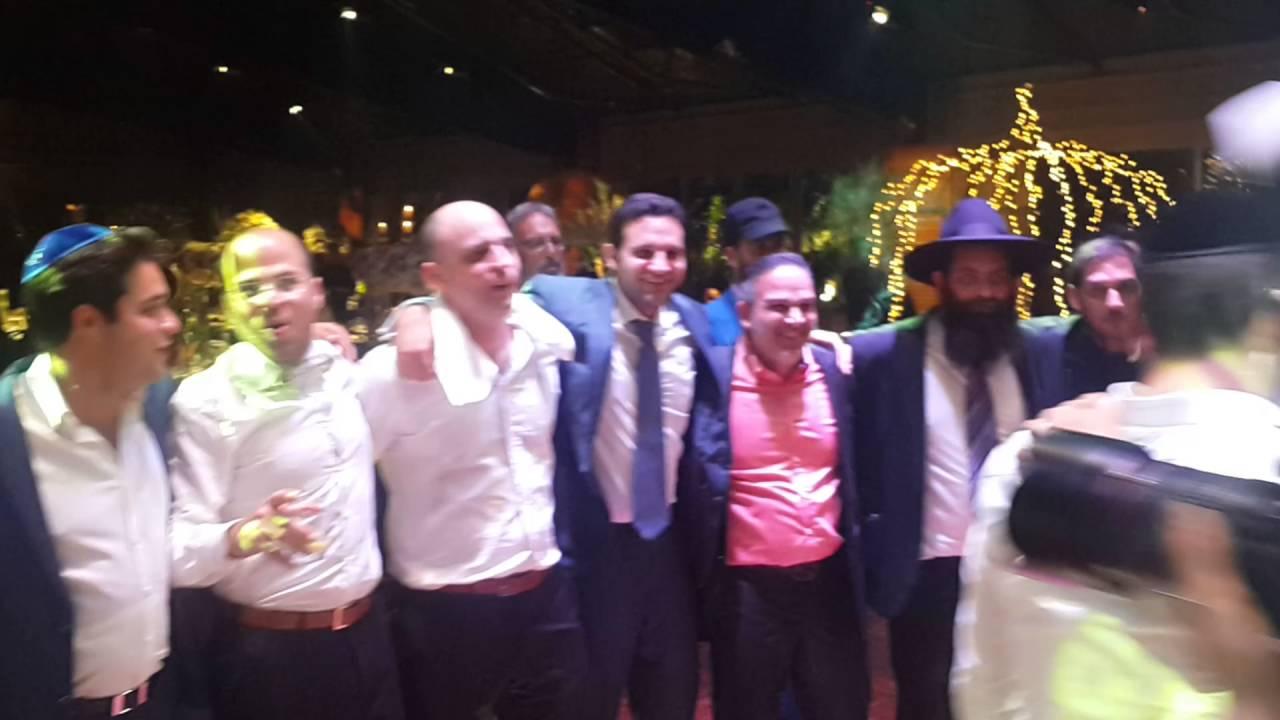 אם אשכחך ירושלים עם החתן