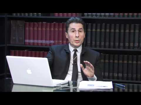 Data protection law International cooperation - Supinfo WebTV Alain Bensoussan 05 01 2009