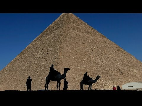 Egypt pyramid discovery: Secret chamber discovered in Giza