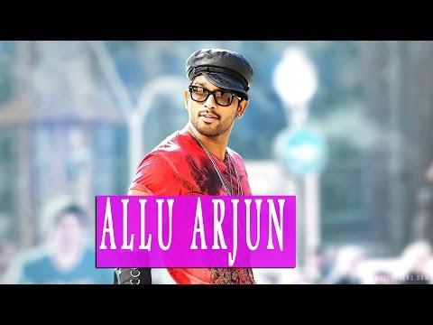 Allu Arjun Biography, Videos, Wallpapers, Photos ...