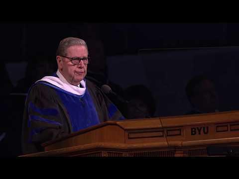 Elder Jeffrey R. Holland | Banishing All Shadows