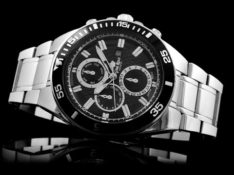 474a22d918322 Zegarek Męski Gino Rossi G-MOON outletwatch.pl - YouTube