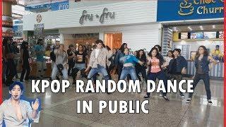 BAILO CON MIS SUSCRIPTORES - KPOP RANDOM DANCE IN PUBLIC - BDEJOSE