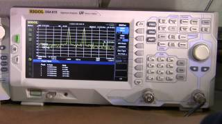 DG4102 Arbitrary Waveform Generator AM & DSB Modulation Capabilities