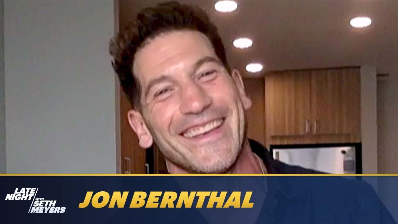 """Jon Bernthal on Becoming Giovanni """"Johnny Boy"""" for The Sopranos Prequel"""