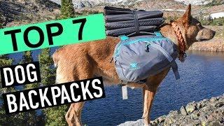 BEST DOG BACKPACKS! (2020)