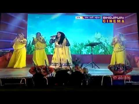 Khushboo Uttam Live T.V Show    Bhojpuri Cinema    Jai Chhathi Maiya