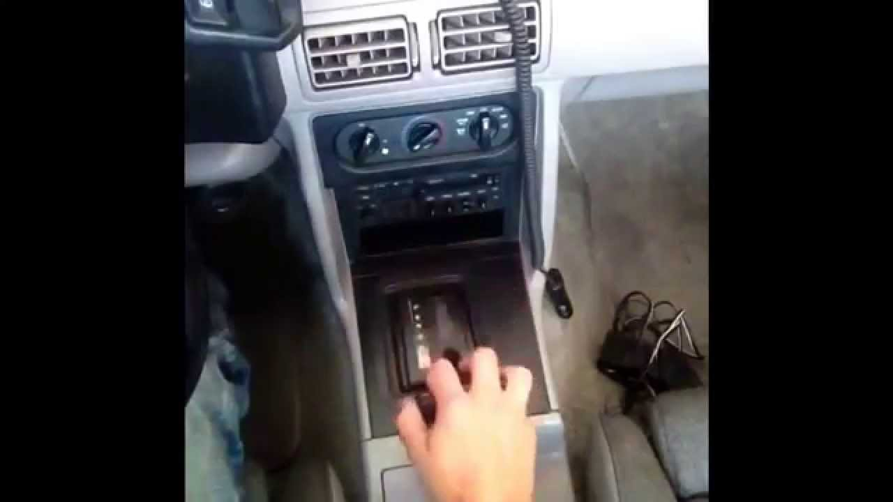 Fox Body Mustang Lower ET's with Shifting AOD