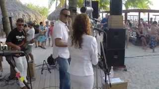 Zanzibar Beach Curacao - Happy hour 13 September 2014 - Caribbean Courage
