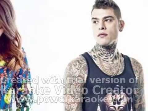 Karaoke Fedez Magnifico + voce F. Michielin (INSTRUMENTAL)