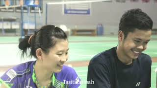 Download Video Anthony Ginting  Kevin Sanjaya Marcus Fernaldi gideon Debby Susanto  || Live chat detik sport MP3 3GP MP4
