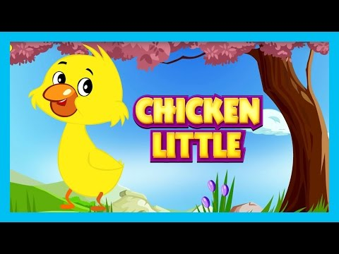 Chicken Little - Story Time for Kids || Bedtime Stories For Kids - The Sky Is Falling || Kids Hut thumbnail