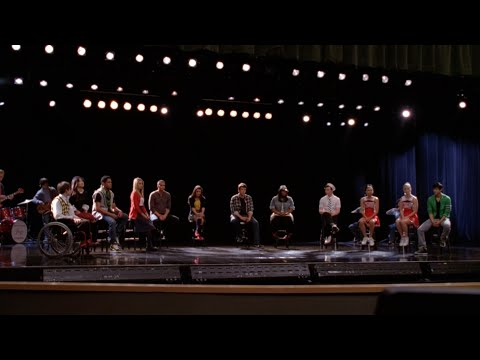 GLEE  To Sir, With Love Full Performance HD
