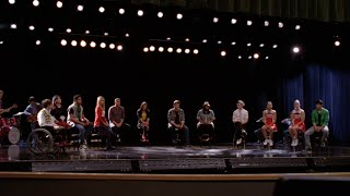 GLEE - To Sir, With Love (Full Performance) HD