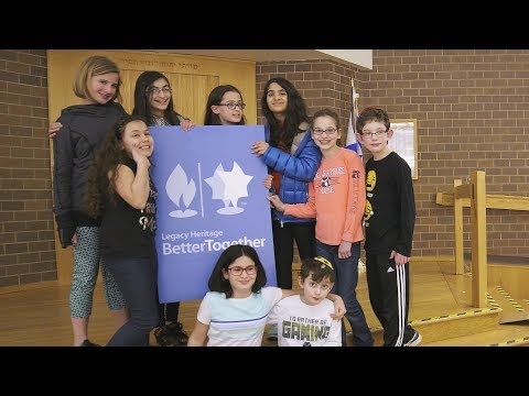 Hillel Community Day School - Better Together 2017