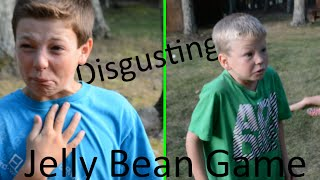 Eating Skunk and Dog Food - The Disgusting Jelly Bean Game