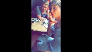 hailey baldwin snapchat videos 2