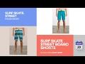 Surf Skate Street Board Shorts Surf Skate, Street Fashion