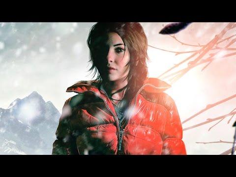 Rise of the Tomb Raider — Релиз Xbox One