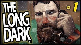 ESTREIA   THE LONG DARK - WINTERMUTE   MODO HISTÓRIA Gameplay #1 em Português