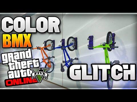 COMMENT CUSTOMISER SON BMX SUR GTA ONLINE ! (PS4-XBOX1-PC-PS3-XBOX360)