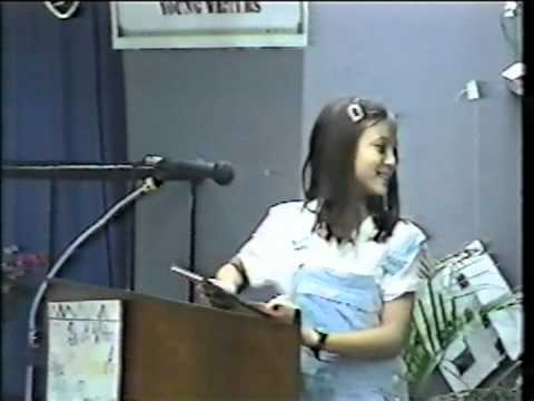 International School Manila - Grade 4 OLC English 1997-1998