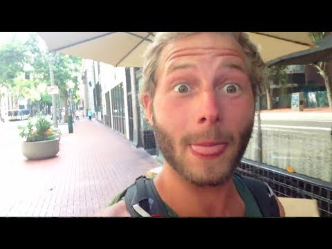 Vegan Walking Tour of Portland Oregon