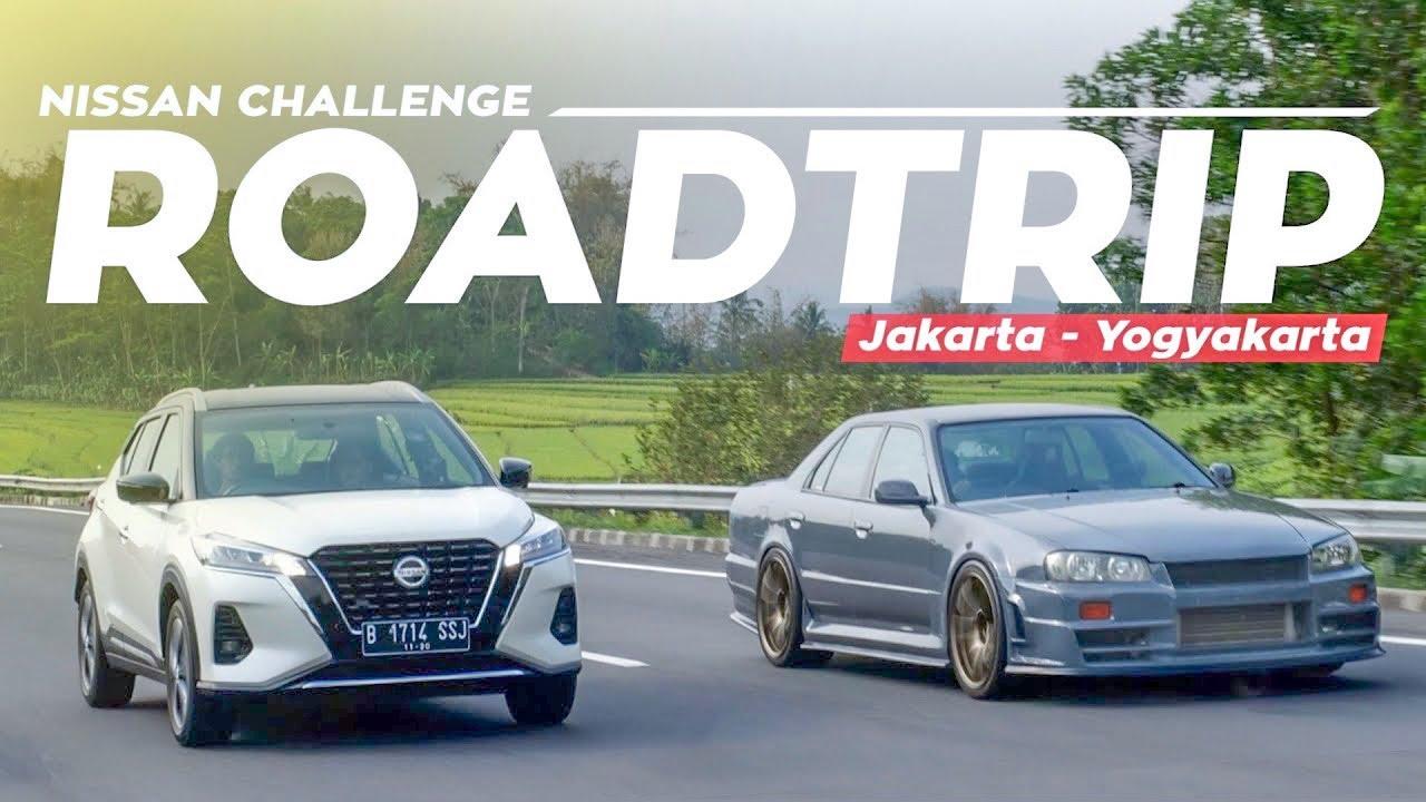 Nissan Kicks atau Skyline? | Nissan Challenge Ep. 1