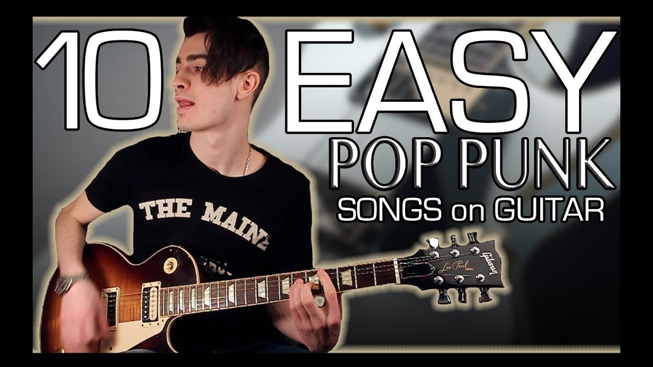 pop punk songs