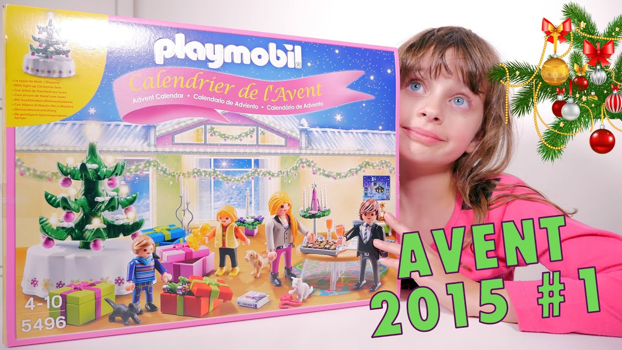 playmobil calendrier 1 de l 39 avent 2015 studio bubble tea unboxing advent calendar youtube. Black Bedroom Furniture Sets. Home Design Ideas