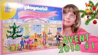 playmobil calendrier 1 de l avent 2015 studio bubble tea unboxing advent calendar