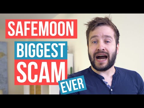 The Safemoon Scam Is A Perfect Ponzi Scheme