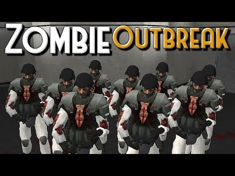 scp containment breach zombie outbreak youtube