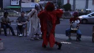 踊り:デカルコ・マリィ イシイ・ヨシコ ナズナ.
