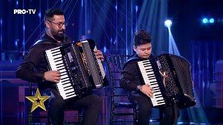 Download lagu Românii au talent 2021: Dorinel și Costel Cutiuță au ridicat jurații în picioare cu spectacolul lor