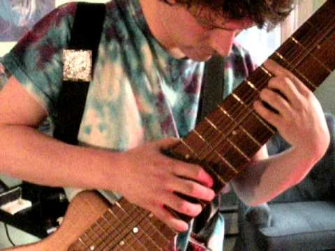 Loop Improvisation by Brian O'Connell on Touch Guitar