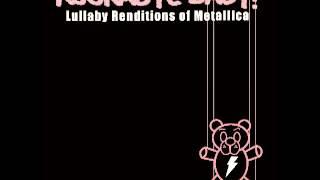 Rockabye Baby - Metallica - Wherever I May Roam