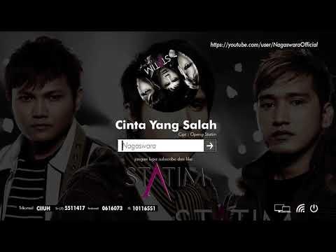 Statim - Cinta Yang Salah (Official Audio Video)