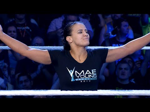 Former UFC Fighter Shayna Baszler On Making The Transition To Sports-entertainment