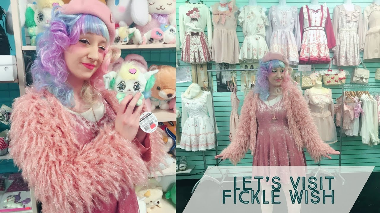 Kawaii Fashion Store in Los Angeles ! - YouTube 9a264971c70f