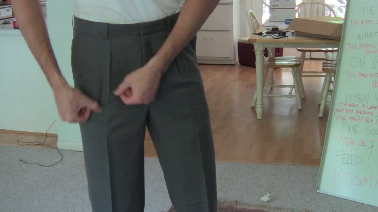i Tailor Pants Video Review