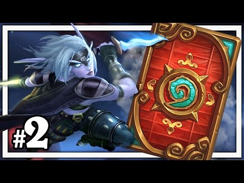 Hearthstone: Slippery Blades (Rogue Constructed)