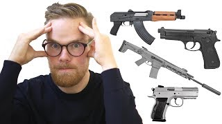 Guns VS. Science
