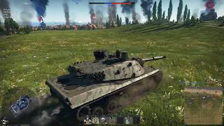 War Thunder -Normandie- Kpz-70 -Realistic- Victory