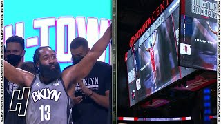 James Harden Tribute Video by Houston Rockets | March 3, 2020-21 NBA Season