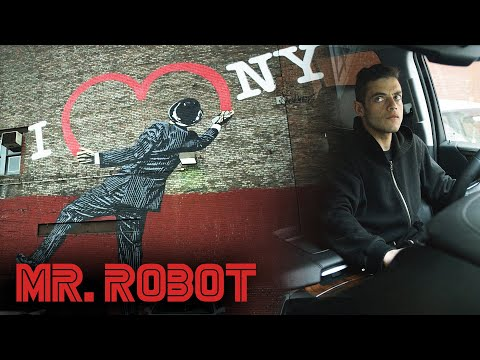 Getting Mr. Robot To Come Out And Play | Mr. Robot